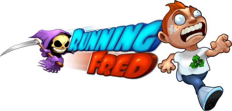 Upcoming Falling Fred Sequel, Running Fred, Looks Bloody Brilliant