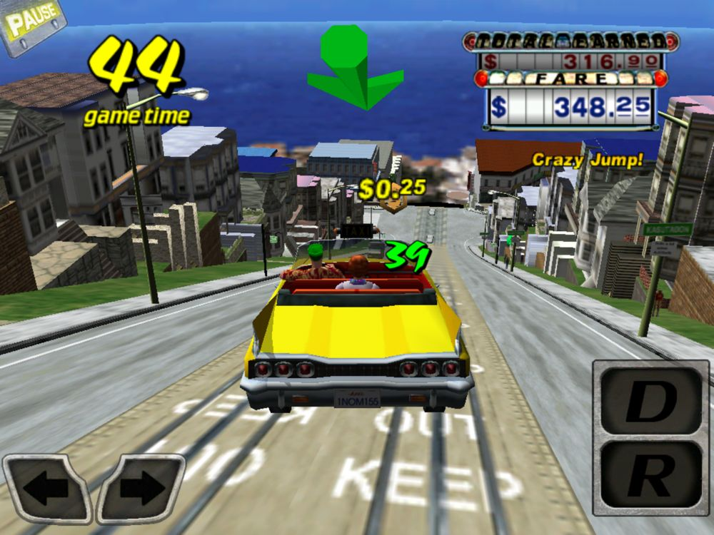 Taxi Car Game Download