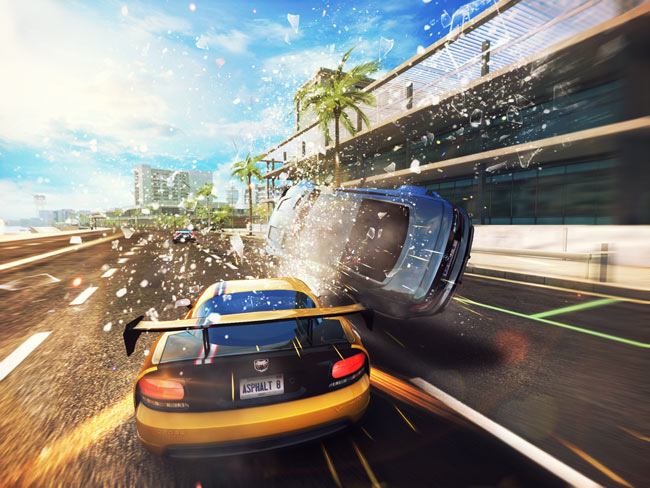 Asphalt 8 multiplayer matchmaking