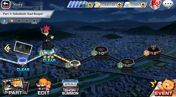 Bleach-Brave-Souls-Spirit-Orbs-Mission-Clear