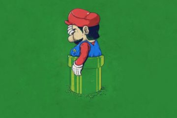 facepalm-mario-funny-super-mario-minimalism-cartoon