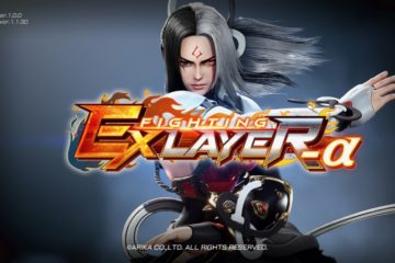 Fighting Ex Layer Alpha