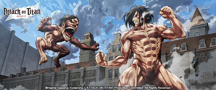 Attack on Titan: Assault