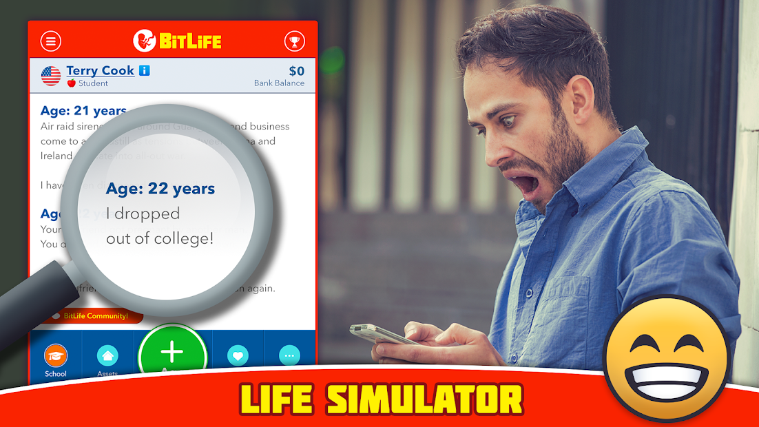 BitLife Gets a Scenario Creator, New Countries and Cities