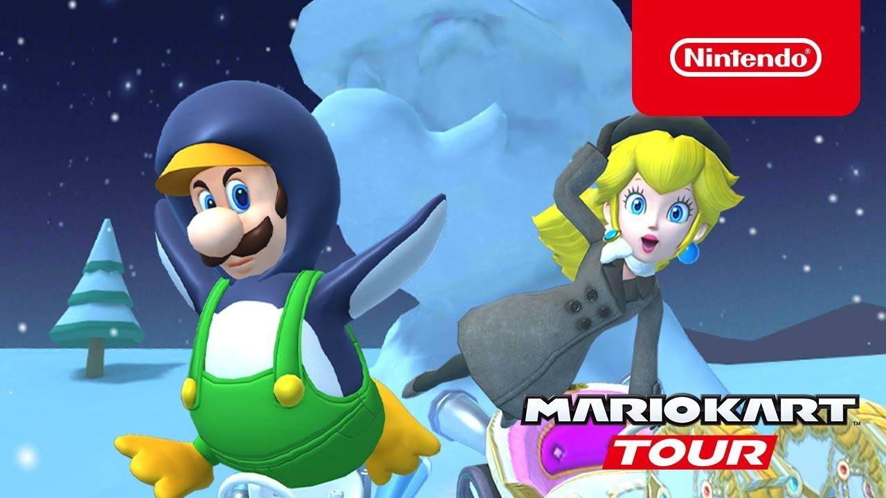 Mario Kart Tour Challenges List New Year S Tour Updated